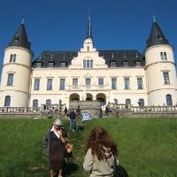 Objazd po Rugii - pałac w Ralswiek