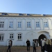 Ueckermuende zwiedzanie zamku