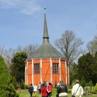 Kaplica w Gribenow