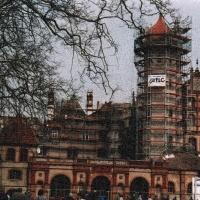 Meklemburgia zamek rodu Hahn