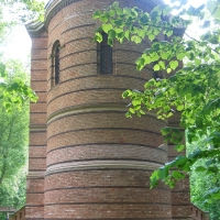 13 Battinsthal tylna panorama Kaplicy -pion