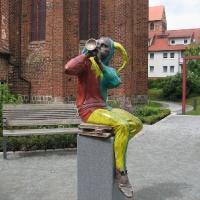 17 Prenzlau -rzeźba