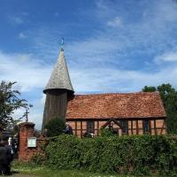 1 Ellingen -kościol ryglowyz ok1800 r