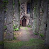 1 Schonwerder kościół z granit.kwadre 2 pol XIIIw