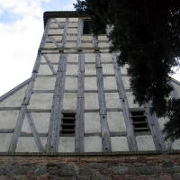 2 Bertikow - kosciół -wieża