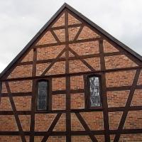 2 Ellingen kościol .ryglowy