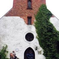 2 Sommersdorf kosciół z gr kwader z 4 cw XIII w