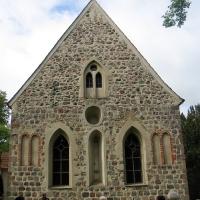 2 Wollin kościoł ewang z ciosów granitowych k XIII w