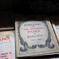 Czaplinek Muzeum Pamiętniki IMCI Jana Chryzystoma Paska 1656-88
